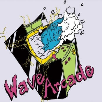 Wave Arcade Retro Wave Machine