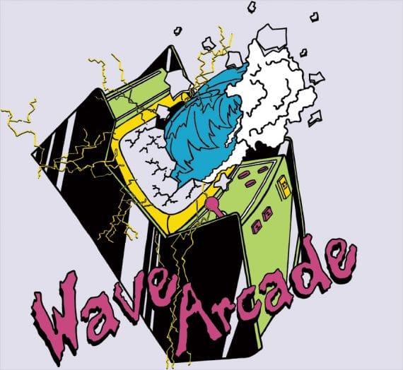 Wave Arcade Retro Wave Machine