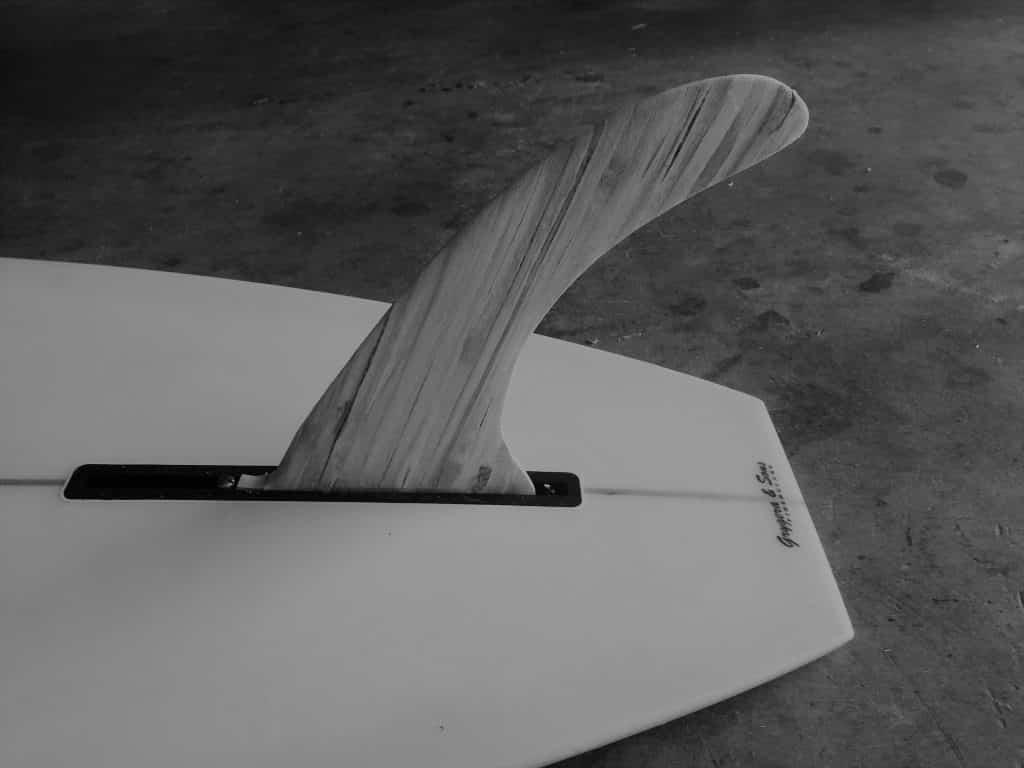 Bamboo Fin Prototype