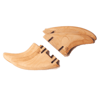Wood FCS & Futures Thruster Set