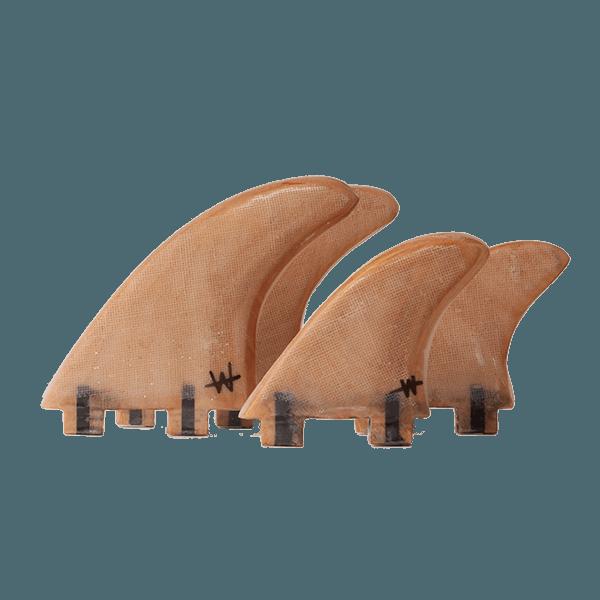 Wood FCS Quad Set