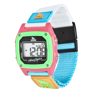 Freestyle Shark Clip Surf Watch Neon/Black