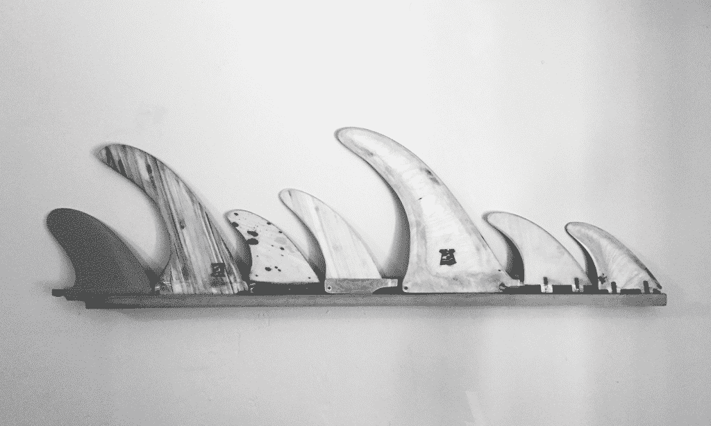 Wave Arcade Fin Iterations