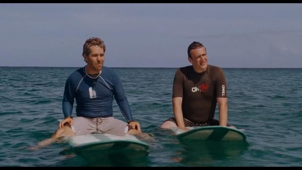 Forgetting Sarah Marshall surfing