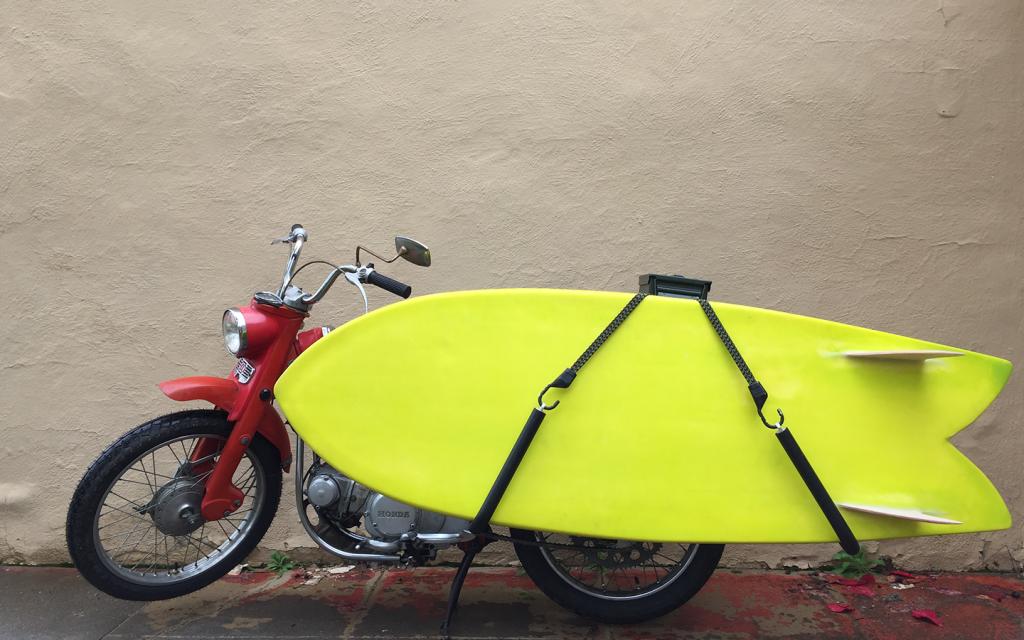 Honda CT90 Surf Bike