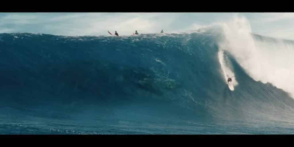 jurassic world surfing