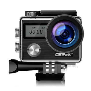 CamPark Cheap GoPro Alternative