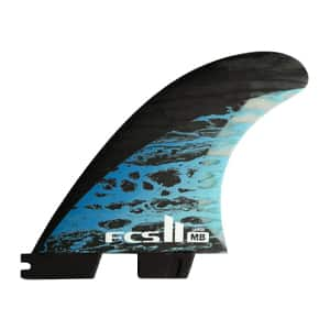 FCS II Matt Biolos PC Carbon 5-fin set