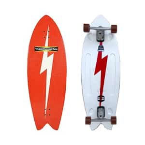 Hamboards Pescadito Surfskate