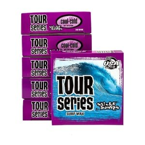Sticky Bumps Tour Series Cool-Cold  Water Surf Wax