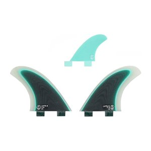 Captain Fin Co Twin Fins